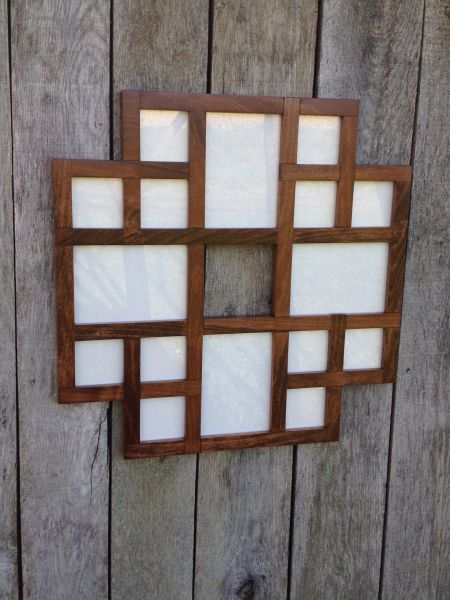 Collage Frame For Multiple Image Sizes Zimwoodworking