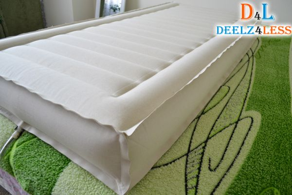 Used Select Comfort Sleep Number Air Bed Chamber Mattress