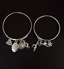 Design Your 4  Charm Bangle