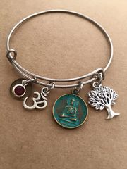 Bohemian Center of Life Bangle