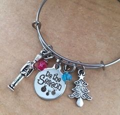 Tis The Season Bangle 2 color choices