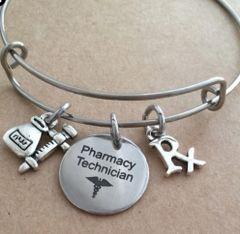 Pharmacy Technician Bangle