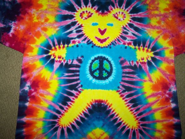 Peace Tee Bear