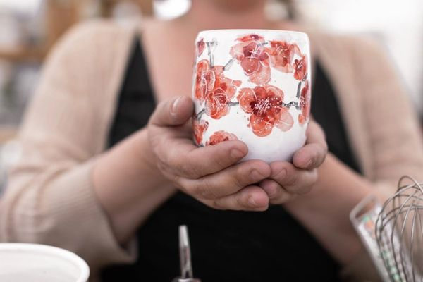 Throwing & Surface Design with Michelle, Tuesdays, 7/16 to 8/20, 6-9 pm (6 sessions)