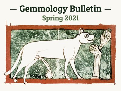 Gemmology Bulletin, Spring 2021. Gemstones First Discovered as Cut Stones: Taaffeite vs. Tourmaline.