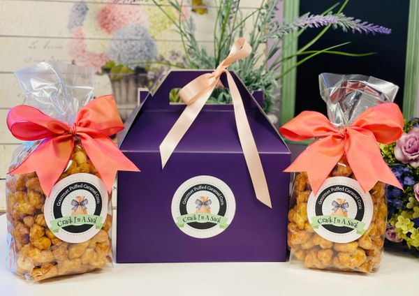 Gift Packs – 2 Sacks of Crack in a Gift Box