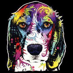 4 Beagle - T-shirt