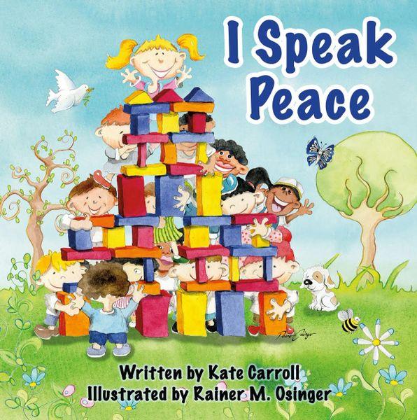 I Speak Peace - Children's Book