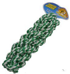 Amazing Pet 7 inch Sturdy Rope Dog Tug Toy