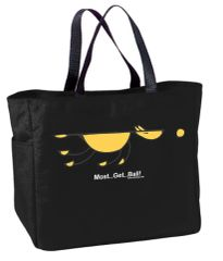 Must Get Ball Tote Bag