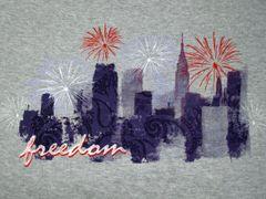 Freedom Ladies T-shirt