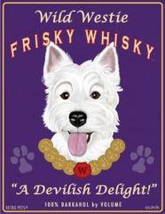 Frisky Whisky (Westie)