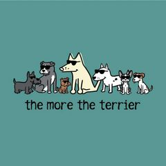 The More the Terrier (Classic Unisex)