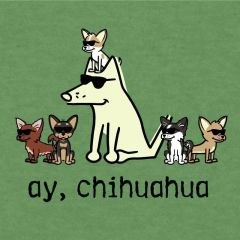 Ay Chihuahua (Lightweight Unisex XL only)
