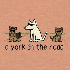 A York in the Road (Lightweight Unisex)