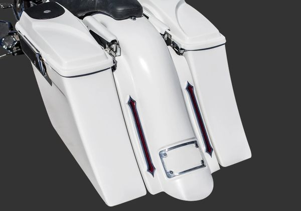 COMPETITION SERIES REAR FENDER AND BAGS