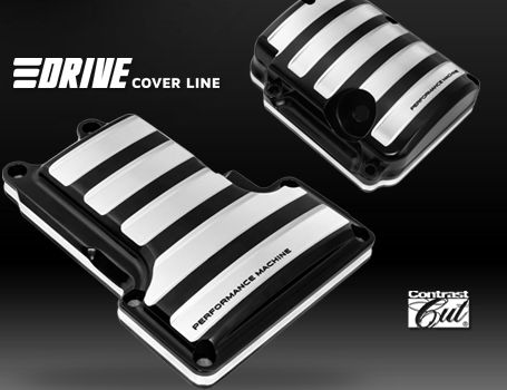 DRIVE Transmission Covers