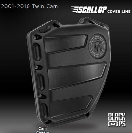Scallop Cam Cover