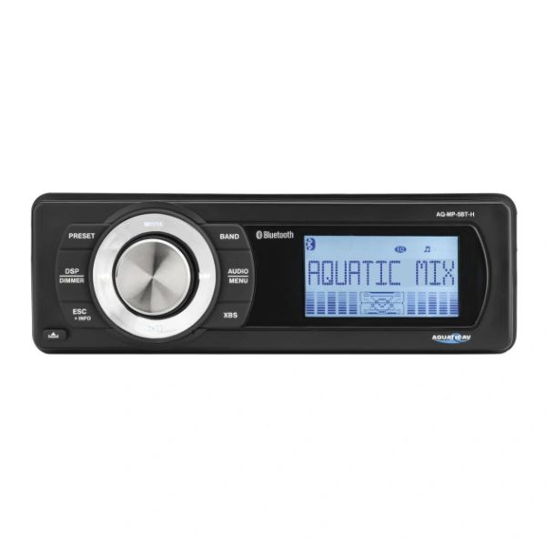 Bluetooth Harley-Davidson Stereo AQ-MP-5BT-H