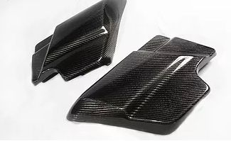 2009 & Later Carbon Fiber Standard Side Covers