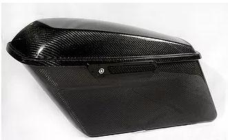 2009 & Later Carbon Fiber Standard Bags