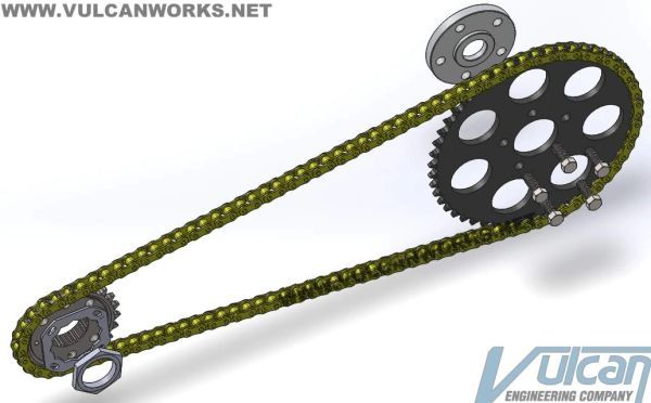 Touring Chain Conversion Kit, 2007 Only