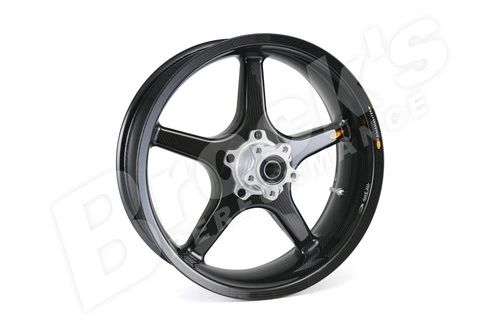 BST Rear Wheel 5.5 x 17 for Harley-Davidson Fat Bob (18-19)