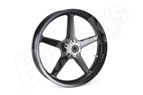 BST Front Wheel 3.5 x 18 for Harley-Davidson Street Bob Twin Cam 96 (08-16)