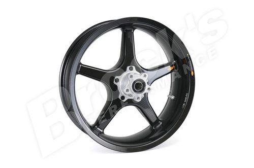BST Rear Wheel 6.0 x 17 for Harley-Davidson Street Bob Twin Cam 96 (08-16)