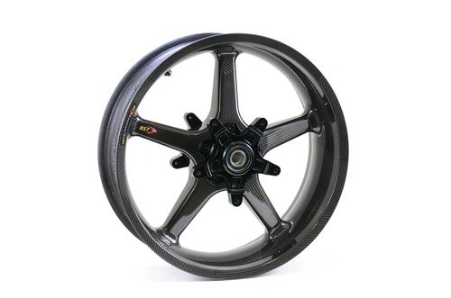BST Front Wheel 5.5 x 18 for Harley-Davidson Touring Models (14-19) Dual Rotor Design
