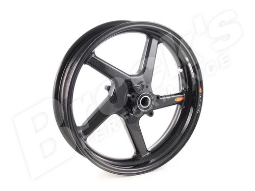 BST R+ Series Rear Wheel 3.5 x 16 for Harley-Davidson Touring Models (00-08)