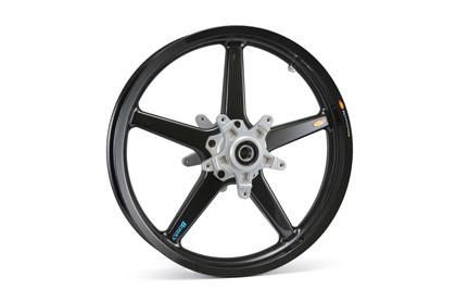 BST Carbon Fiber Wheel Front 3.0 X 19 Touring
