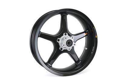BST Carbon Fiber Wheel Rear 5.5 X 17 Touring