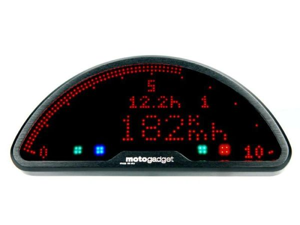 Motogadget Motoscope Pro Digital Dashboard Only