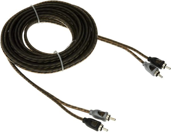 3 Foot Twisted Pair RCA Signal Cable