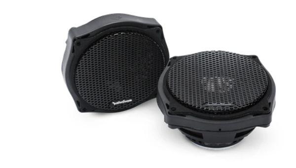 Power Motor Sport 6in Street Glide Fullrange Speakers