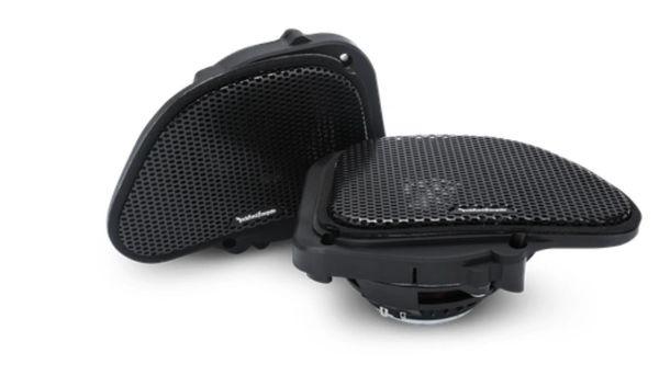 Power Motor Sport 6in Road Glide Fullrange Speakers