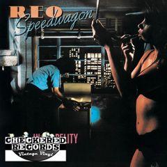 REO Speedwagon Hi Infidelity First Year Pressing 1980 US Epic FE 36844 Vintage Vinyl Record Album
