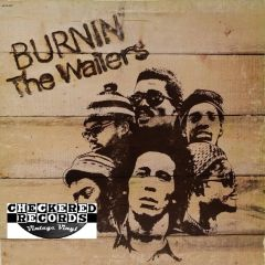 Bob Marley And The Wailers The Wailers Burnin' First Year Pressing 1973 US Island Records SMAS-9338 Vintage Vinyl Record Album