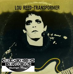 Lou Reed ‎Transformer First Year Pressing 1972 US RCA Victor ‎LSP-4807 Vintage Vinyl Record Album