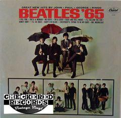 The Beatles Beatles '65 1978 US Capitol Records ST-2228 Vintage Vinyl Record Album