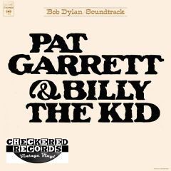Bob Dylan ‎Pat Garrett & Billy The Kid Original Soundtrack Recording First Year Pressing 1973 US Columbia ‎PC 32460 Vintage Vinyl Record Album