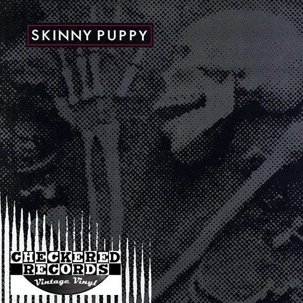 Skinny Puppy ‎Remission First Year Pressing 1986 Canada Nettwerk ‎NTM 6301 Vintage Vinyl Record Album