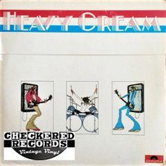 Cream Heavy Cream First Year Pressing 1972 US Polydor PD 3502 Vintage Vinyl Record Album