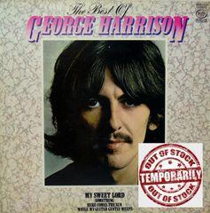 George Harrison The Best Of George Harrison 1981 UK Import Music For Pleasure MFP 50523 Vintage Vinyl Record Album