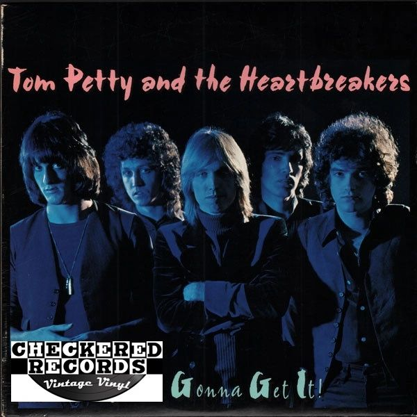 Tom Petty And The Heartbreakers You're Gonna Get It First Year Pressing 1978 US Shelter ABC Records DA-52029 1978 Vintage Vinyl LP Record Album