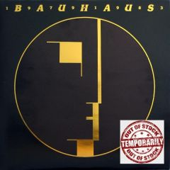 Bauhaus ‎1979-1983 First Year Pressing 1985 UK Beggars Banquet ‎BEGA 64 Vintage Vinyl Record Album