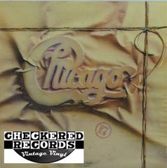 Chicago 17 Seventeen First Year Pressing 1984 US Full Moon Warner Bros. 1-25060 Vintage Vinyl Record Album