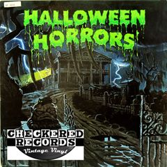 J. Robert Elliott The Sounds Of Halloween First Year Pressing 1977 US A&M SP 3152 Vintage Vinyl Record Album