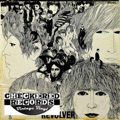 The Beatles Revolver 1971 US Apple ST 2576 Vintage Vinyl Record Album